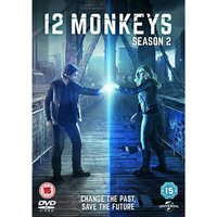 12 Monkeys - Season 2 DVD