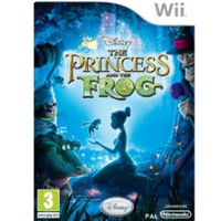 The Princess and the Frog Game
