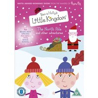 Ben And Holly's Little Kingdom Vol. 5 The North Pole DVD