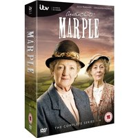 Marple: The Collection - Series 1-6 DVD