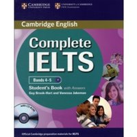 Complete IELTS Bands 4-5 Student's Book with Answers with CD-ROM by Vanessa Jakeman, Guy Brook-Hart (Mixed media product,...