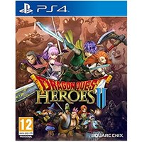 Dragon Quest Heroes 2 PS4 Game