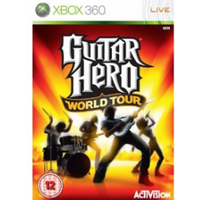 Guitar Hero World Tour Solus Game