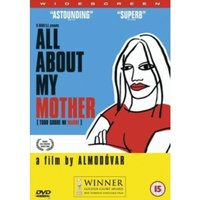 All About My Mother DVD