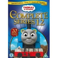 Thomas and Friends Classic Collection Series 12 DVD