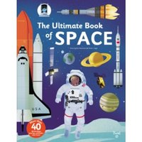 The Ultimate Book of Space Hardcover