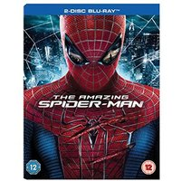 The Amazing Spider-Man - Limited Edition Steelbook Blu-ray