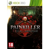 Painkiller Hell & Damnation Collectors Game