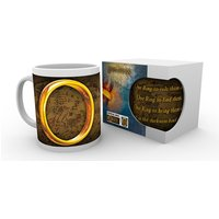 Lord of the Rings One Ring Mug