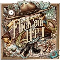 Flick 'Em Up Deluxe Wooden Edition
