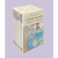 The Ultimate Children's Classic Collection by Anna Sewell, James Matthew Barrie, Rudyard Kipling, Robert Louis Stevenson,...