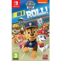 PAW Patrol On a Roll Nintendo Switch Game
