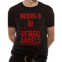 Blade Runner 2049 - Angels Men's Medium T-Shirt - Black