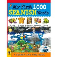 My First 1000 Spanish Words : A Search and Find Book : 3