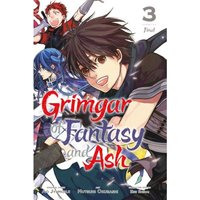 Grimgar of Fantasy and Ash, Vol. 3 (manga)