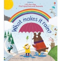 Lift-the-Flap First Questions & Answers : What Makes it Rain?