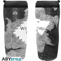 Game Of Thrones - Winter Is Here Travel Mug
