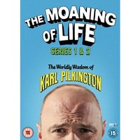 The Moaning of Life Series 1-2 DVD