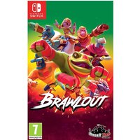 Brawlout Nintendo Switch Game