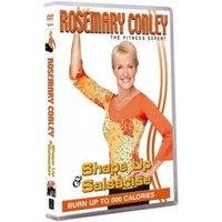 Rosemary Conley - Shape Up & Salsacise DVD