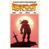 Bigfoot Sword Of The Earthman Volume 1