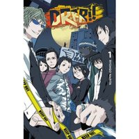 Durarara!!, Vol. 1 (light novel)