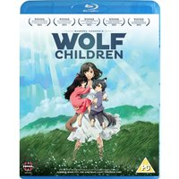 Wolf Children Blu Ray