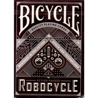 Bicycle Robocycle Deck Playing Cards