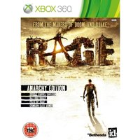 Rage Anarchy Edition Game