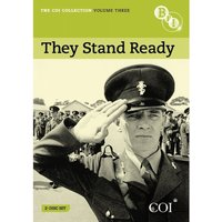 COI Collection Vol 3 They Stand Ready DVD