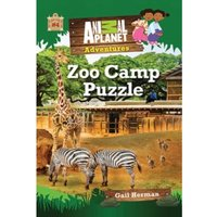 Zoo Camp Puzzle : Book 4
