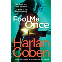Fool Me Once Hardcover