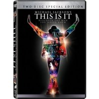 Michael Jacksons This Is It 2 Disc Collector's Edition DVD