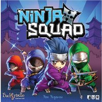 Ninja Squad Board Game