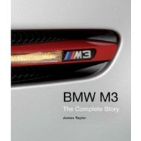 BMW M3: The Complete Story by James Taylor (Hardback, 2014)