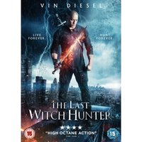 The Last Witch Hunter DVD