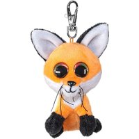 Lumo Stars Mini Keyring - Fox Repo Plush Toy