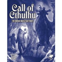 Call of Cthulhu 7th Edition Quick Start