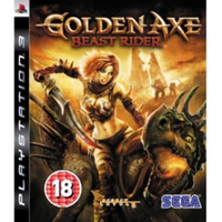 Golden Axe Beast Rider Game