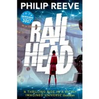 Railhead: shortlisted for the CILIP Carnegie Medal 2017