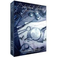 Sherlock Holmes: Consulting Detective - Carlton House & Queen's Park Board Game