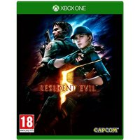 Resident Evil 5 Xbox One Game