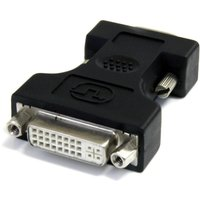 StarTech DVI to VGA Cable Adapter Black F/M