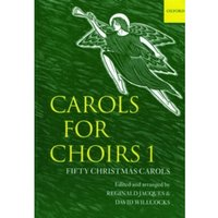 Carols for Choirs 1 : Vocal score