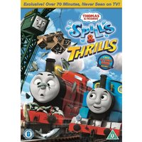 Thomas & Friends: Spills and Thrills DVD