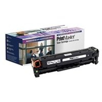 PrintMaster Black Toner Cartridge for HP Laserjet Pro 300 Color M351/MFP M375, Pro 400 Color M451