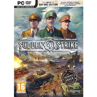 Sudden Strike 4 Limited Day One PC Game