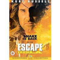 Escape From L.A. DVD