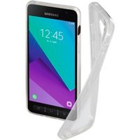 Hama Crystal Clear cover for the Samsung Galaxy Xcover 4, transparent
