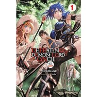 Defeating The Demon Lord's A Cinch If Got Ringer: Volume 1 (Light Novels)
